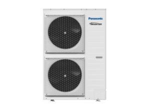 PL_DHW_AIR_Panasonic A2W KIT-WXC09H3E8